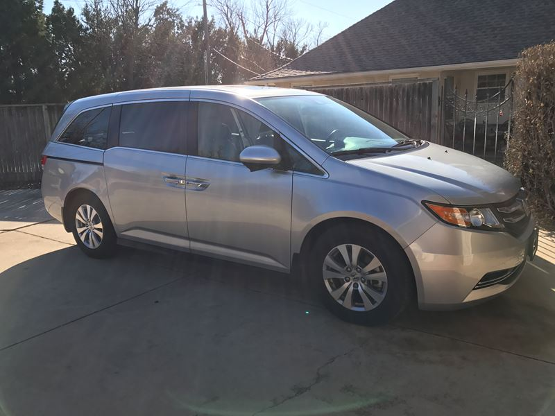 used 2015 honda odyssey for sale by owner in oklahoma city