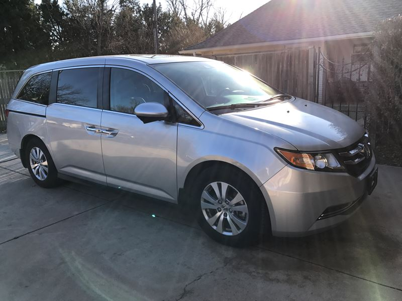 used 2015 honda odyssey for sale by owner in oklahoma city ok 73198. Black Bedroom Furniture Sets. Home Design Ideas