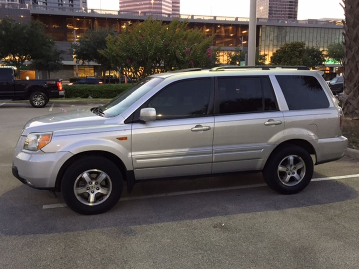 2006 honda pilot for sale by owner in houston tx 77299. Black Bedroom Furniture Sets. Home Design Ideas