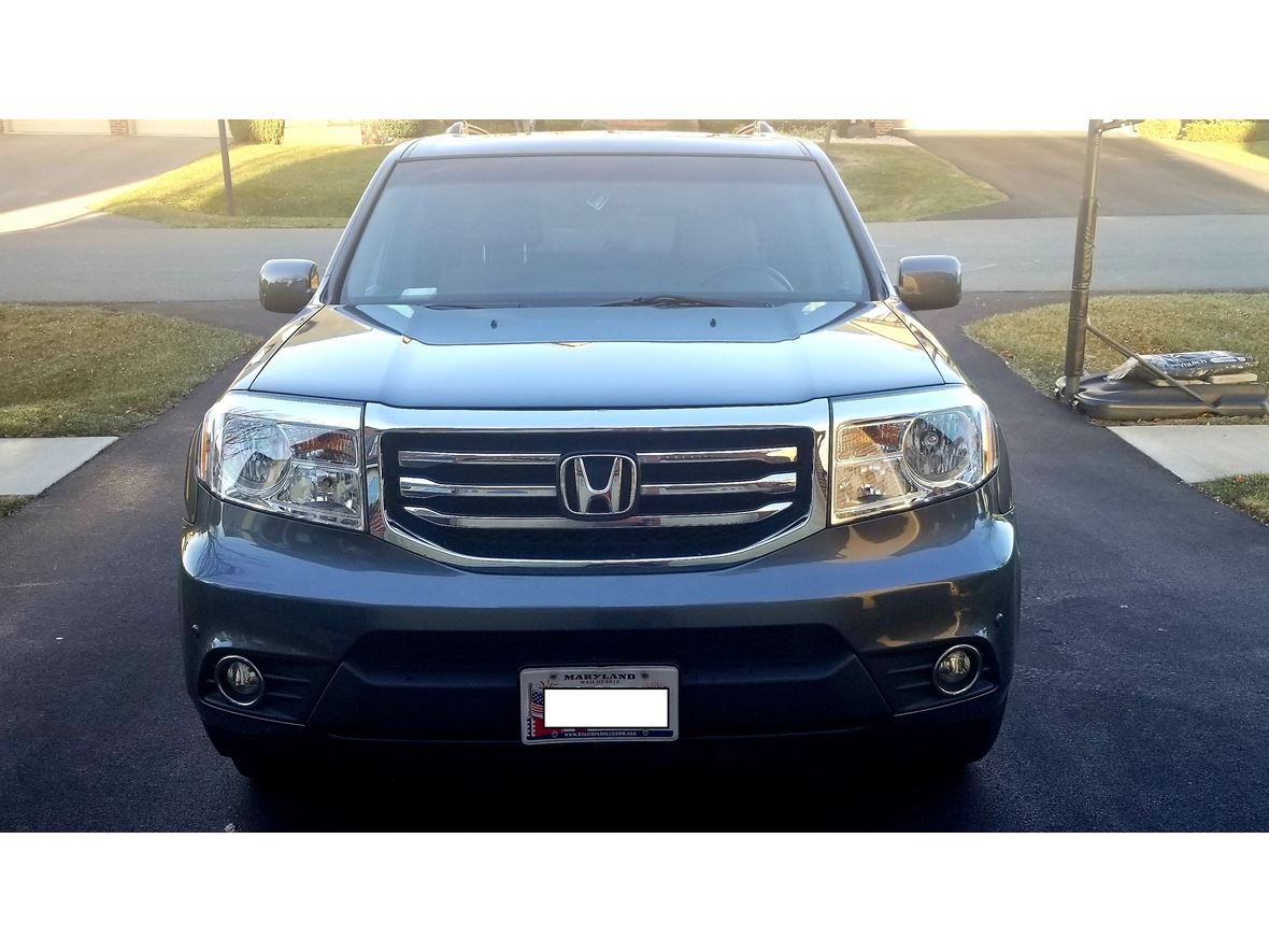 2012 Honda Pilot for sale by owner in Boyds