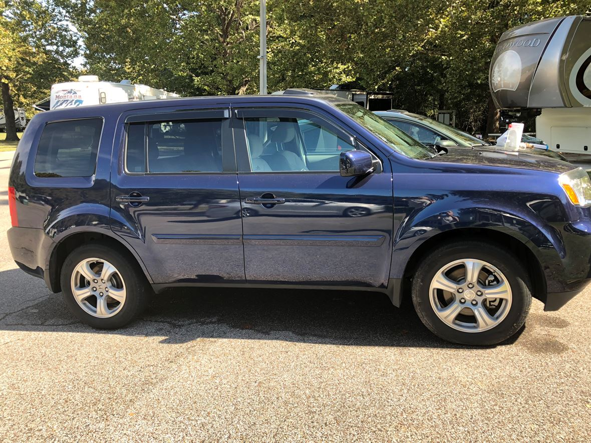 2015 Honda Pilot rare blue, PRICE DROP! for sale by owner in Eads
