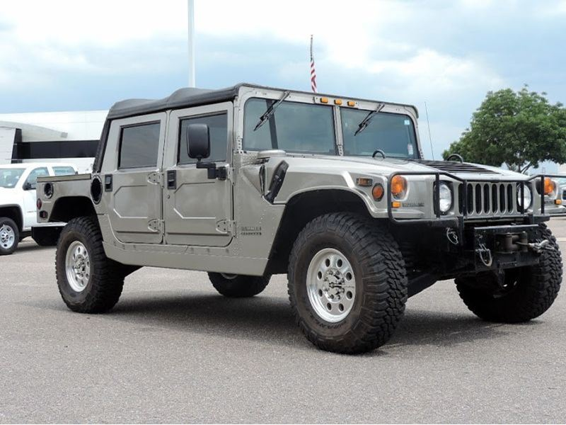 used 2000 hummer h1 private car sale in white plains ny 10610. Black Bedroom Furniture Sets. Home Design Ideas
