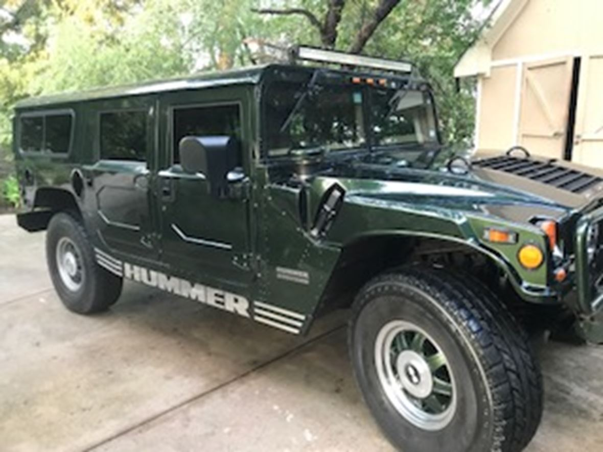 2001 Hummer H1 for sale by owner in Aledo
