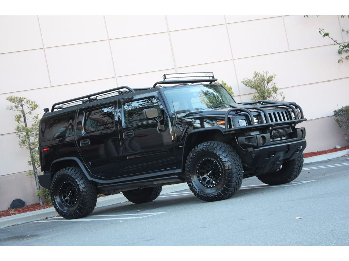 Used 2004 Hummer H2 For Sale By Owner In Dallas Tx 75398