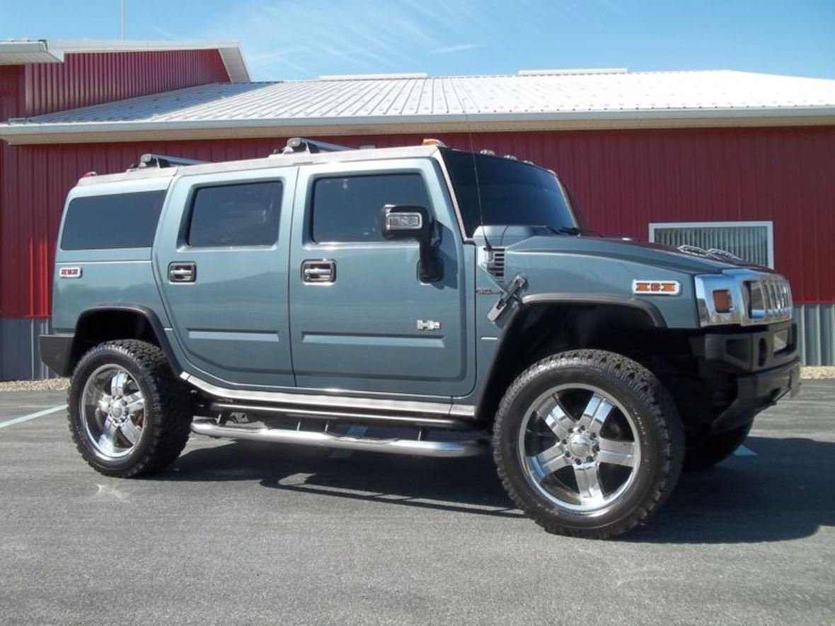 Used 2005 Hummer H2 For Sale By Owner In Lakewood Pa 18439