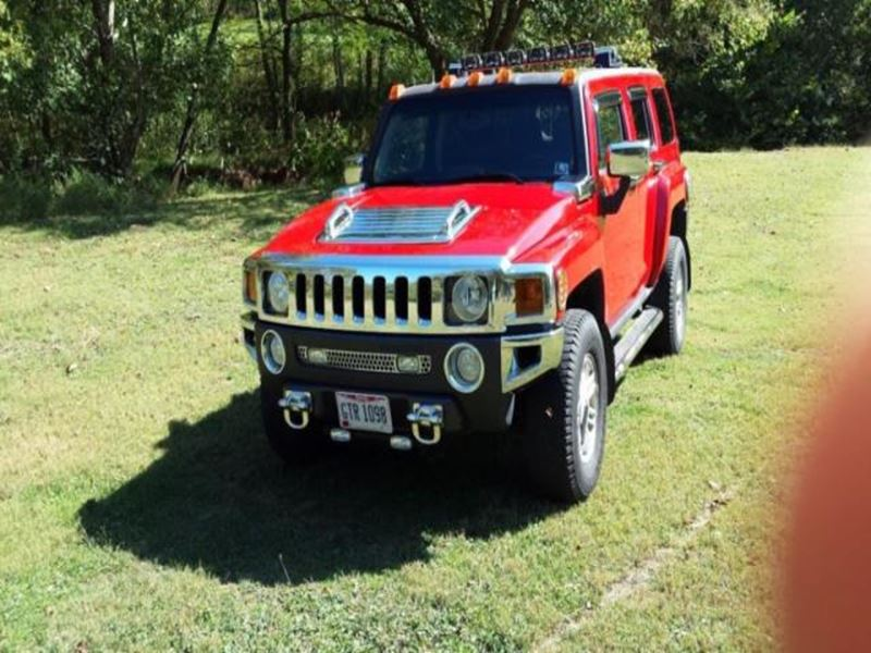 2006 hummer h3 suv for sale by owner in canton ct 06019. Black Bedroom Furniture Sets. Home Design Ideas