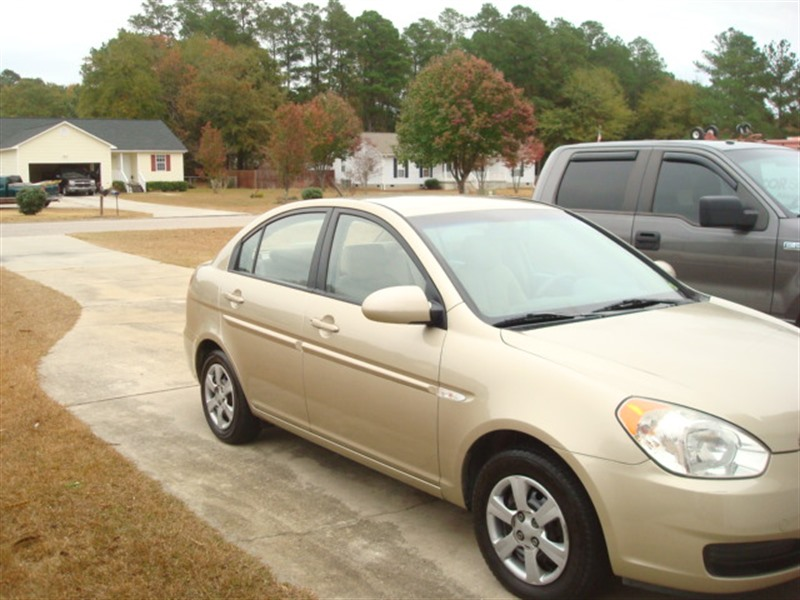 2007 hyundai accent for sale by owner in aiken sc 29808. Black Bedroom Furniture Sets. Home Design Ideas