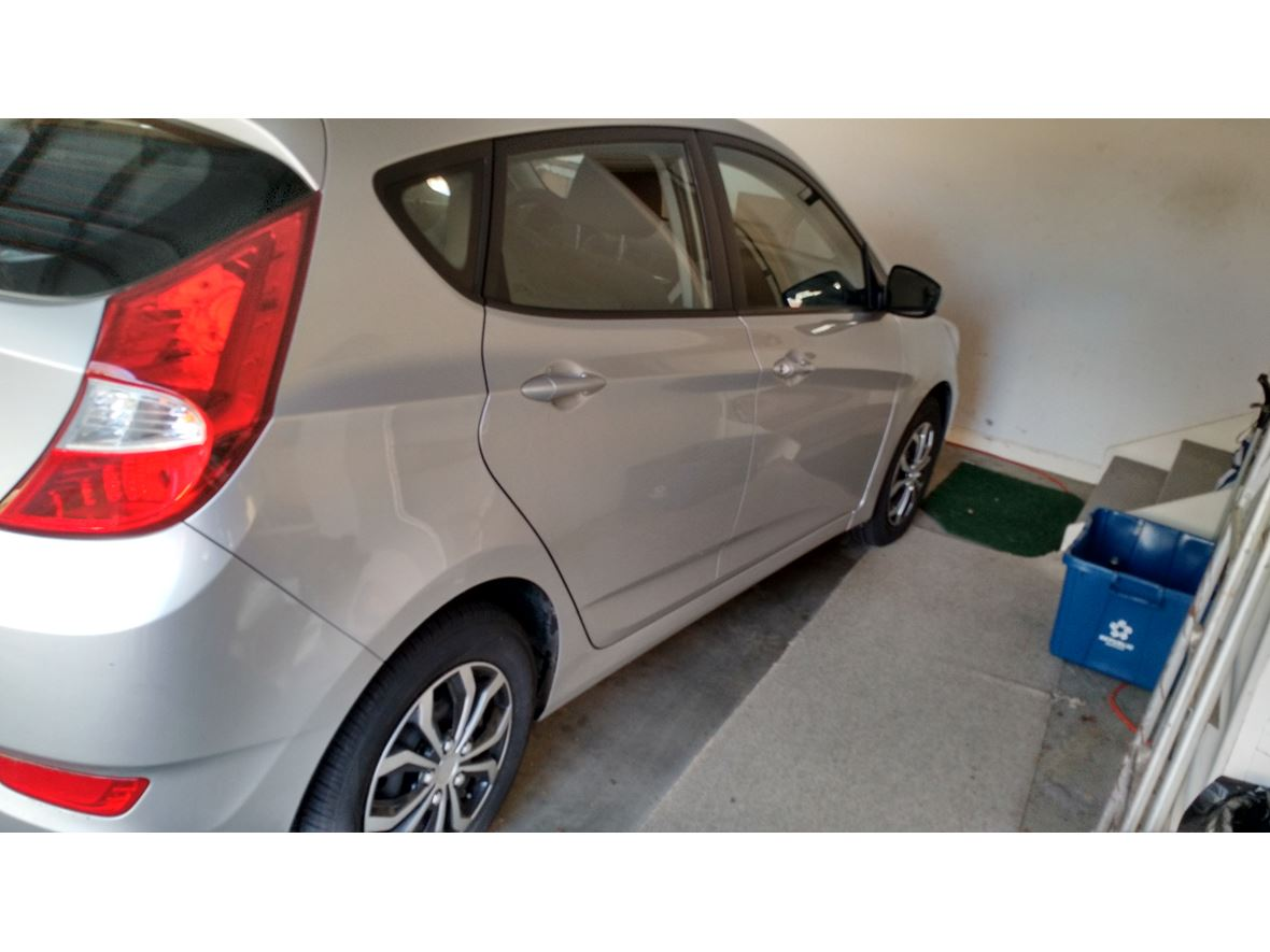 2015 Hyundai Accent for sale by owner in Alpharetta