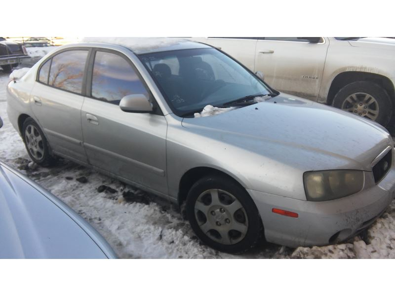 2003 Hyundai Elantra For Sale By Owner In Denver Co 80294
