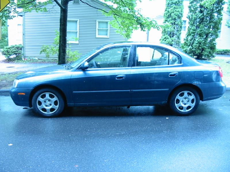 2003 hyundai elantra for sale by owner in portland me 04103. Black Bedroom Furniture Sets. Home Design Ideas