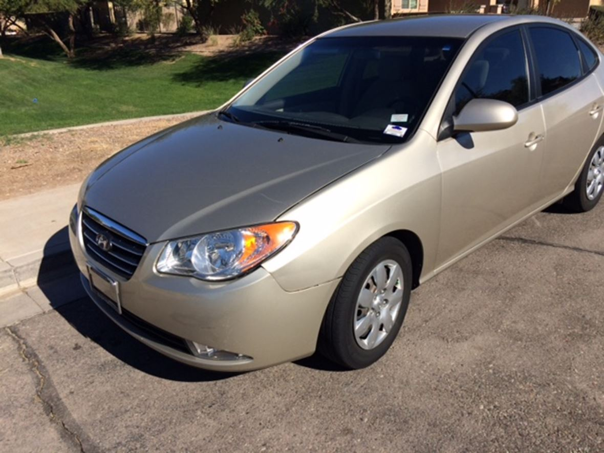 2007 Hyundai Elantra for sale by owner in Gilbert