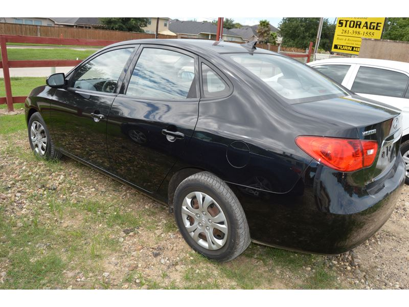 2010 hyundai elantra for sale by owner in houston tx 77299. Black Bedroom Furniture Sets. Home Design Ideas