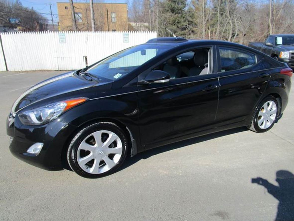 2012 Hyundai Elantra For Sale By Owner In New York Ny 10006