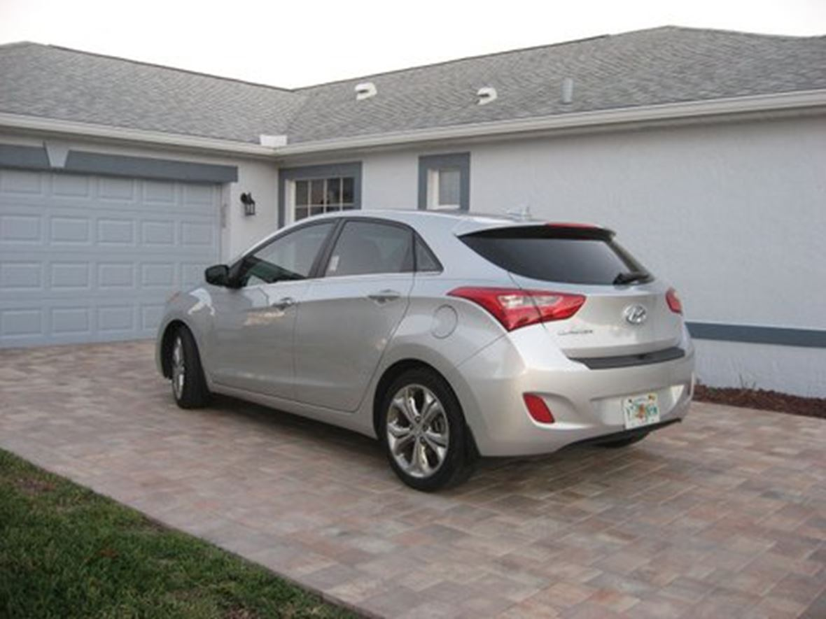 2013 hyundai elantra gt for sale by owner in leesburg fl 34788. Black Bedroom Furniture Sets. Home Design Ideas