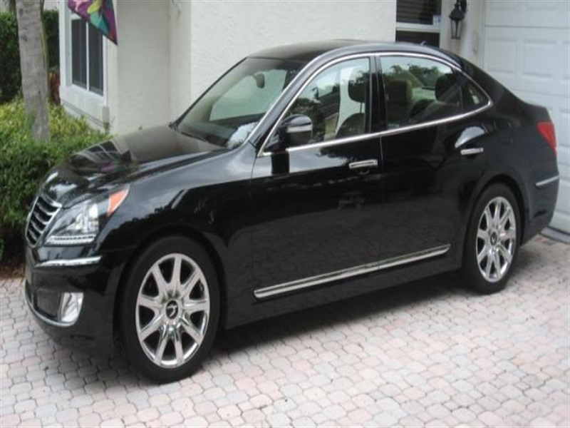 2011 Hyundai Equus For Sale By Owner In Satellite Beach Fl 32937