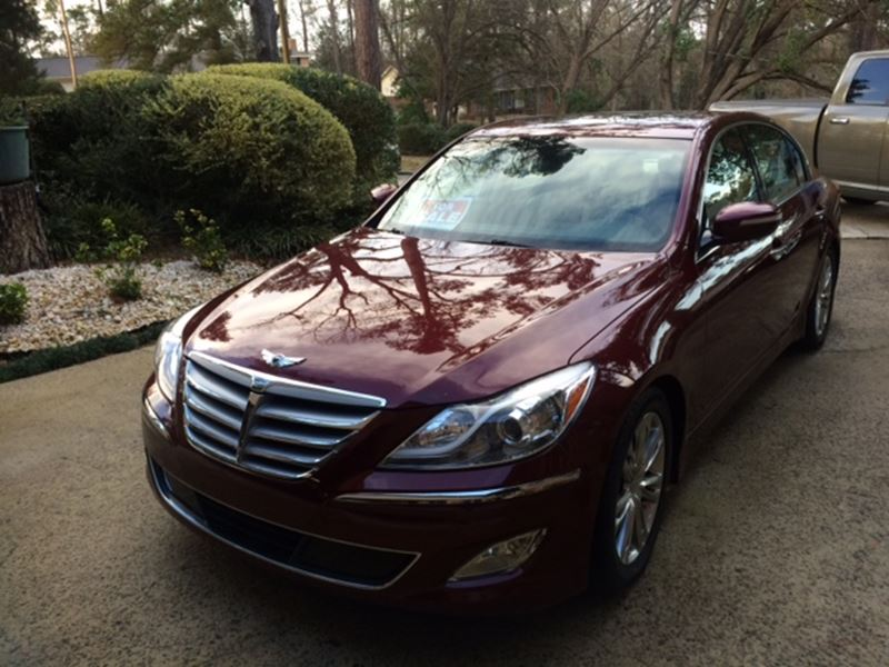 2012 hyundai genesis for sale by owner in augusta ga 30914. Black Bedroom Furniture Sets. Home Design Ideas