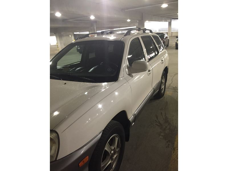 2003 Hyundai Santa Fe for sale by owner in Fairfax