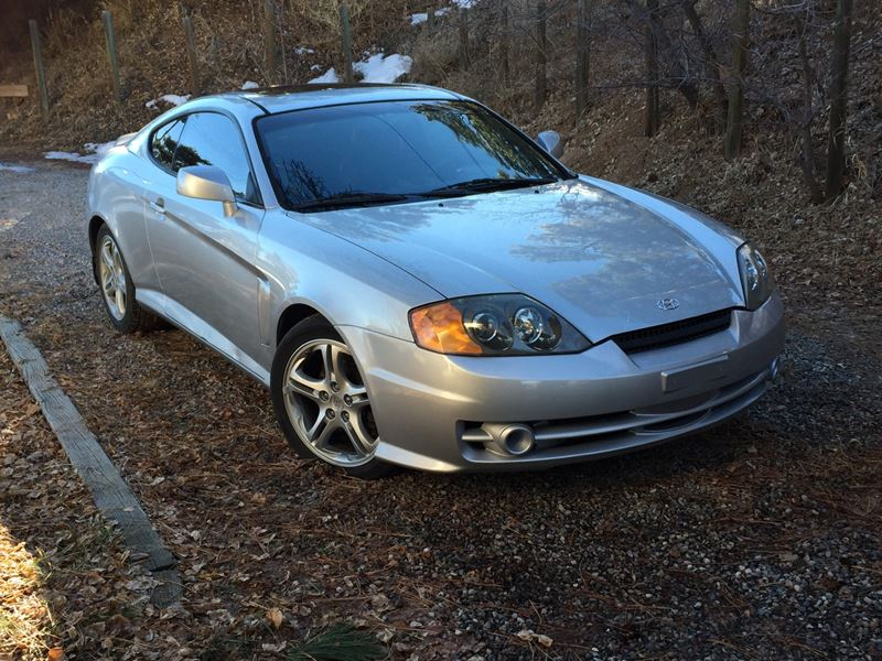 2003 hyundai tiburon for sale by owner in los alamos nm 87544. Black Bedroom Furniture Sets. Home Design Ideas