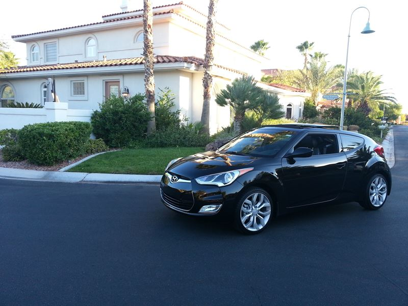 2013 hyundai veloster for sale by owner in las vegas nv 89158. Black Bedroom Furniture Sets. Home Design Ideas