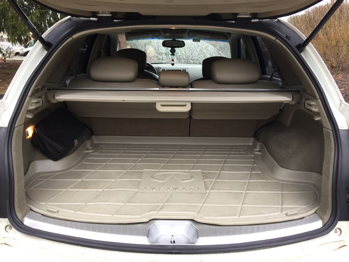 2005 infiniti fx35 for sale by owner in morgantown wv 26505. Black Bedroom Furniture Sets. Home Design Ideas