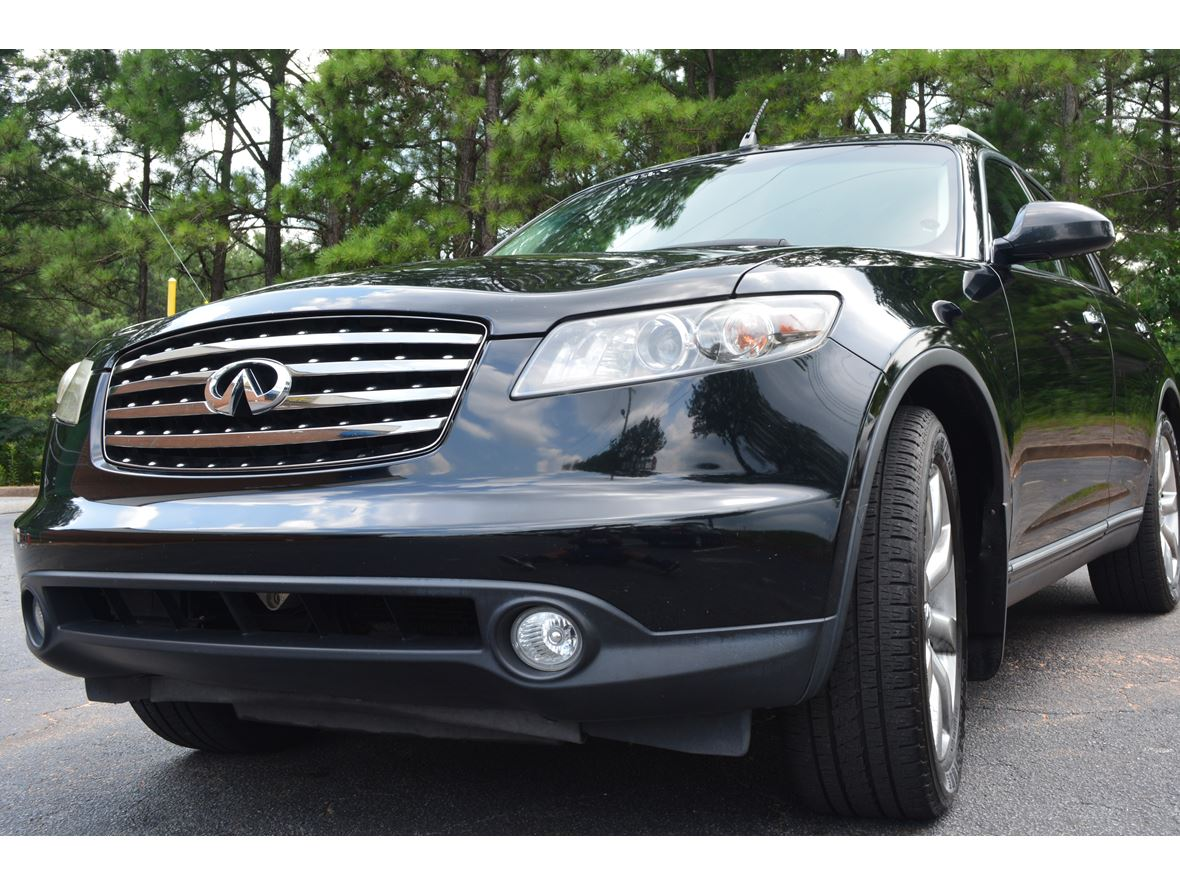 2005 infiniti fx35 for sale by owner in lilburn ga 30048. Black Bedroom Furniture Sets. Home Design Ideas