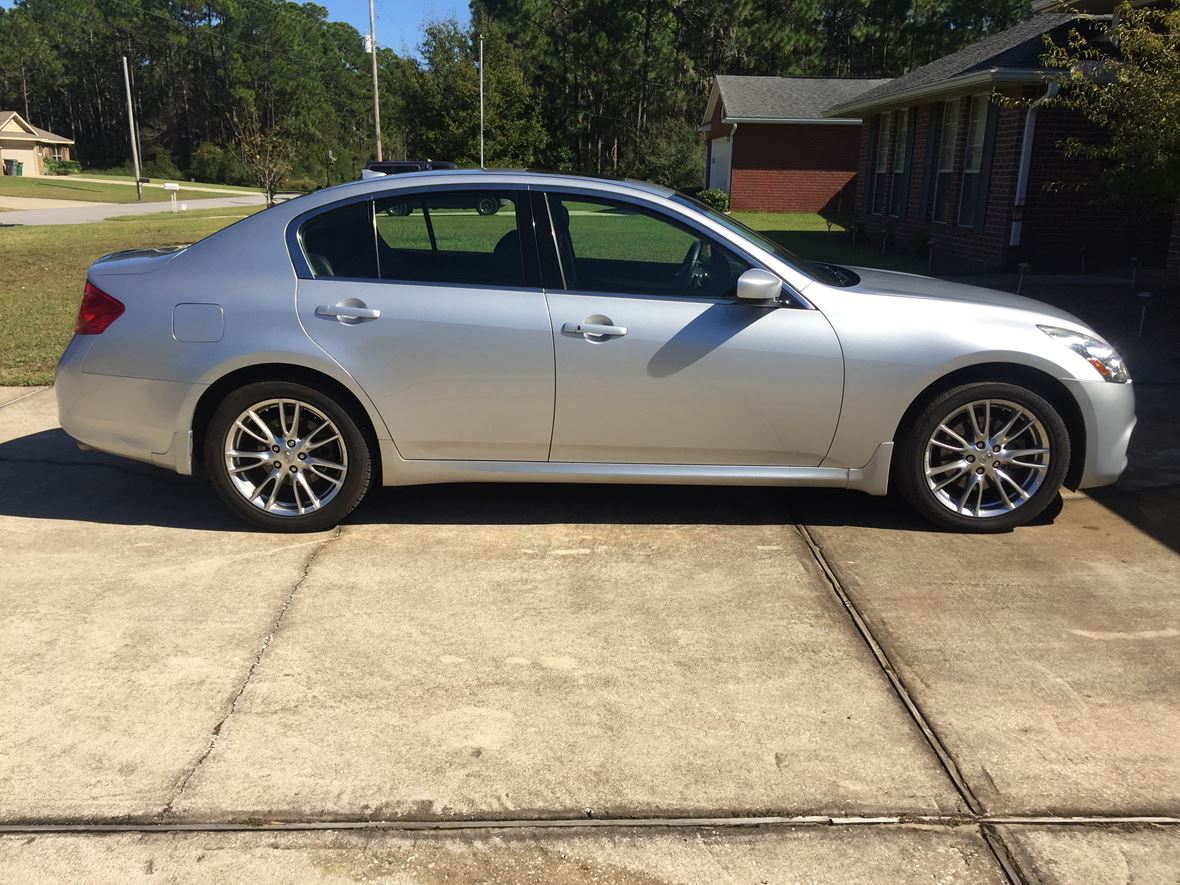 2010 Infiniti G37 for sale by owner in Navarre