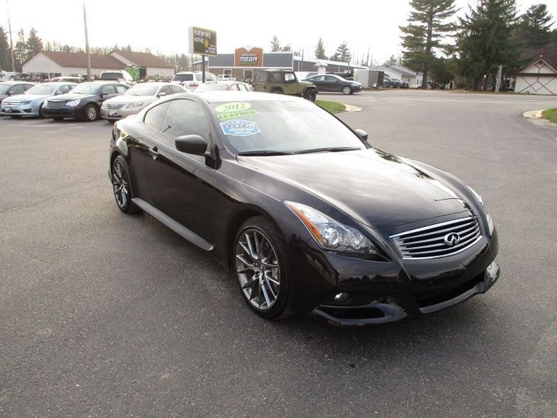 2012 infiniti g37 for sale by owner in north branch mi 48461. Black Bedroom Furniture Sets. Home Design Ideas
