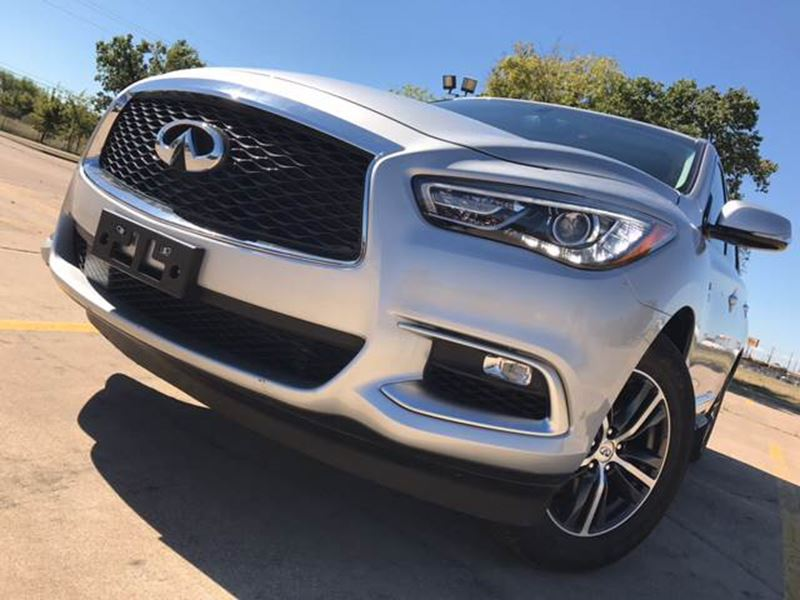 used 2016 infiniti qx60 for sale by owner in houston tx 77299. Black Bedroom Furniture Sets. Home Design Ideas