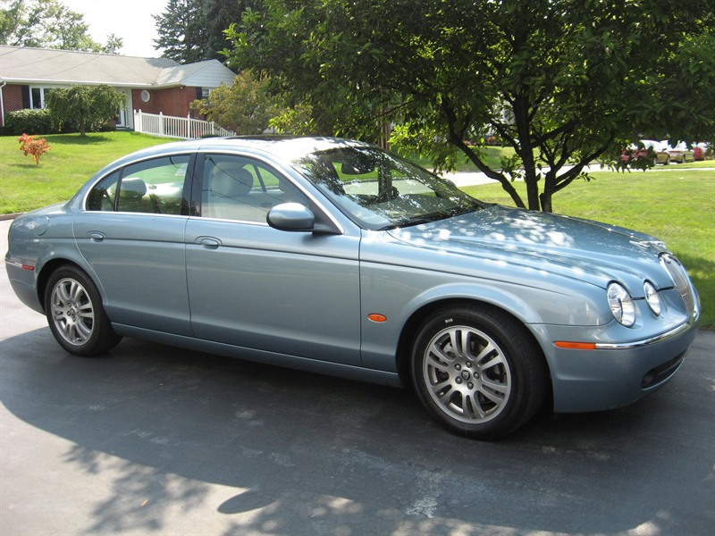 2005 jaguar s type for sale by owner in loganton pa 17747. Black Bedroom Furniture Sets. Home Design Ideas
