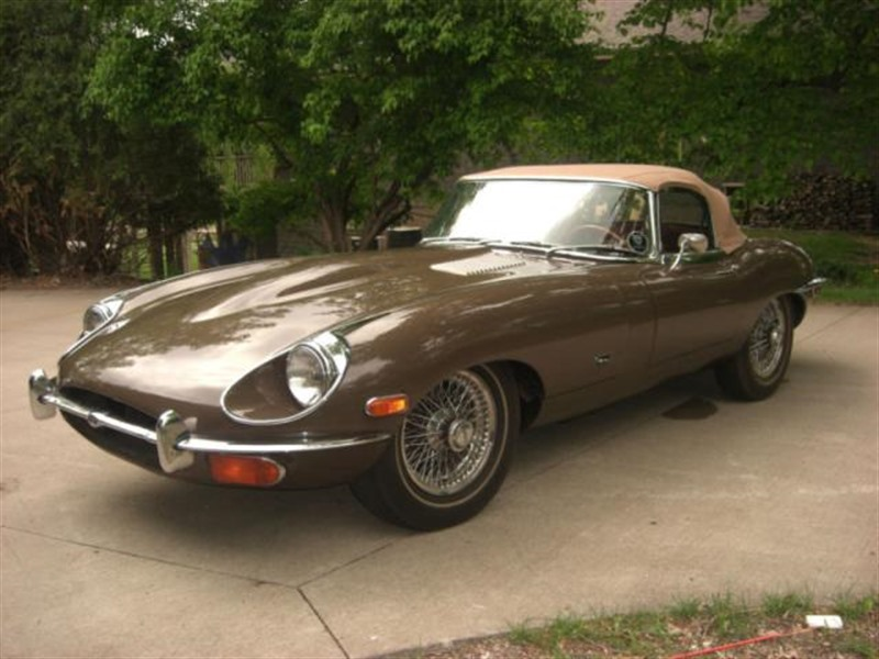 1971 jaguar e type antique car minneapolis mn 55401. Black Bedroom Furniture Sets. Home Design Ideas
