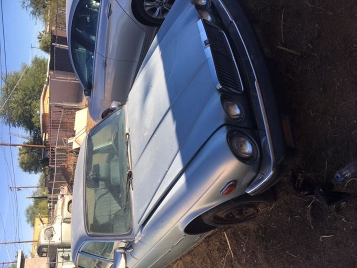 1987 Jaguar XJ6 for sale by owner in Tucson