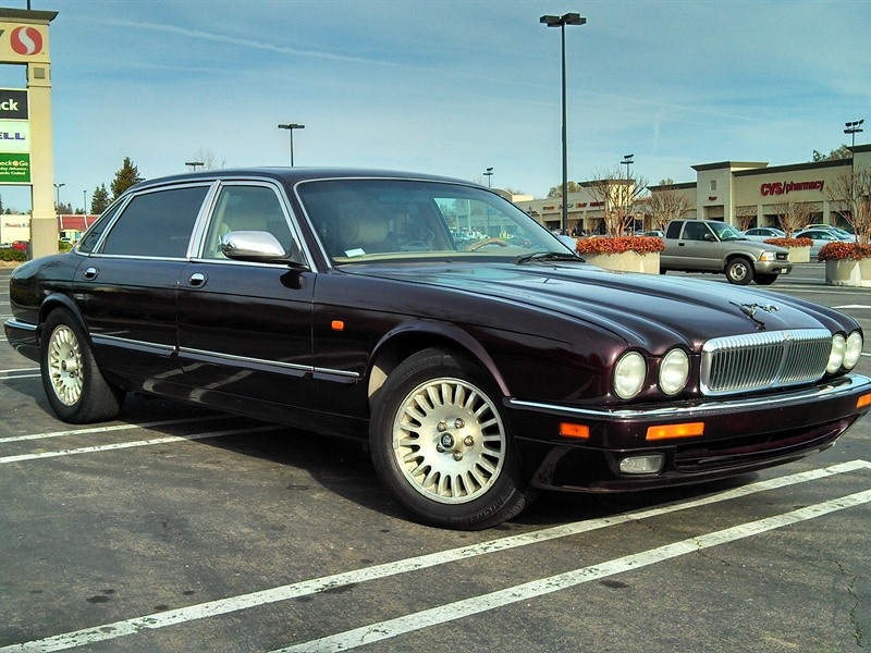 1996 jaguar xj6 vanden plas sale by owner in sacramento. Black Bedroom Furniture Sets. Home Design Ideas