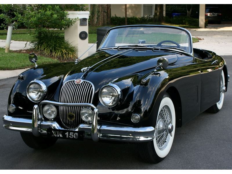 Used Cars For Sale By Owner Michigan: 1958 Jaguar XK-Series
