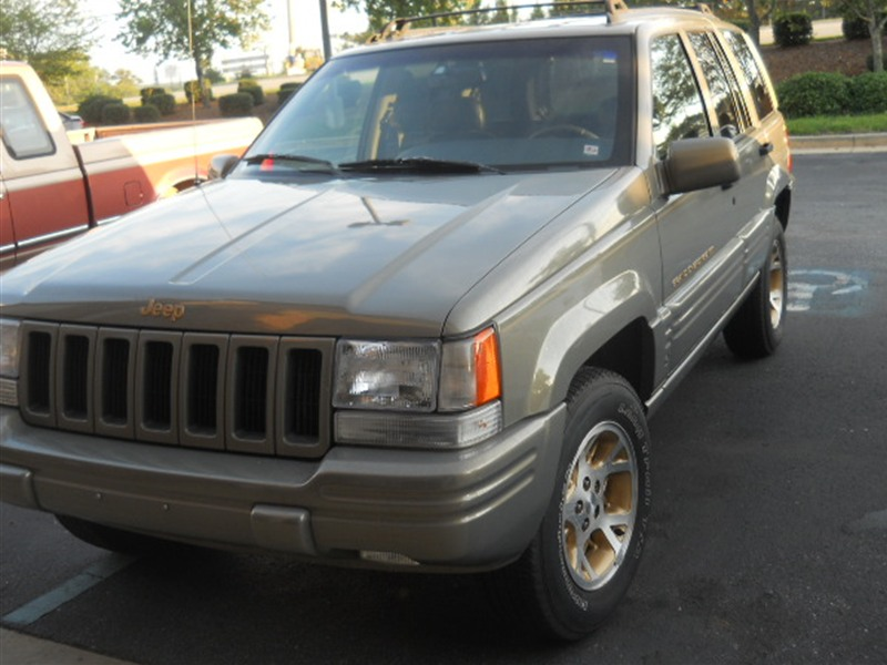 1997 jeep grand cherokee for sale by owner in cumming ga 30040. Black Bedroom Furniture Sets. Home Design Ideas