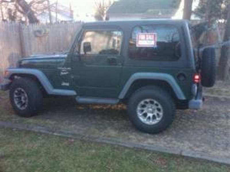 2000 jeep wrangler for sale by private owner in ronkonkoma ny 11779. Black Bedroom Furniture Sets. Home Design Ideas