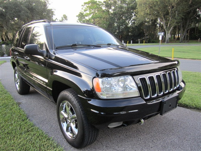 2001 jeep grand cherokee limit sale by owner in chicago. Black Bedroom Furniture Sets. Home Design Ideas