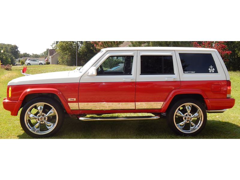 1998 jeep cherokee for sale by owner in zebulon nc 27597. Black Bedroom Furniture Sets. Home Design Ideas