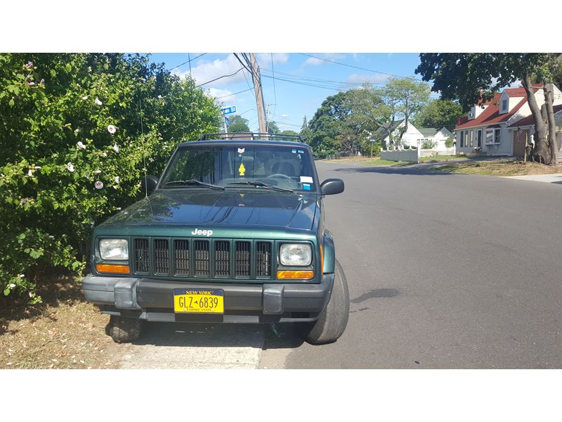 2001 jeep cherokee for sale by private owner in bay shore ny 11706. Black Bedroom Furniture Sets. Home Design Ideas