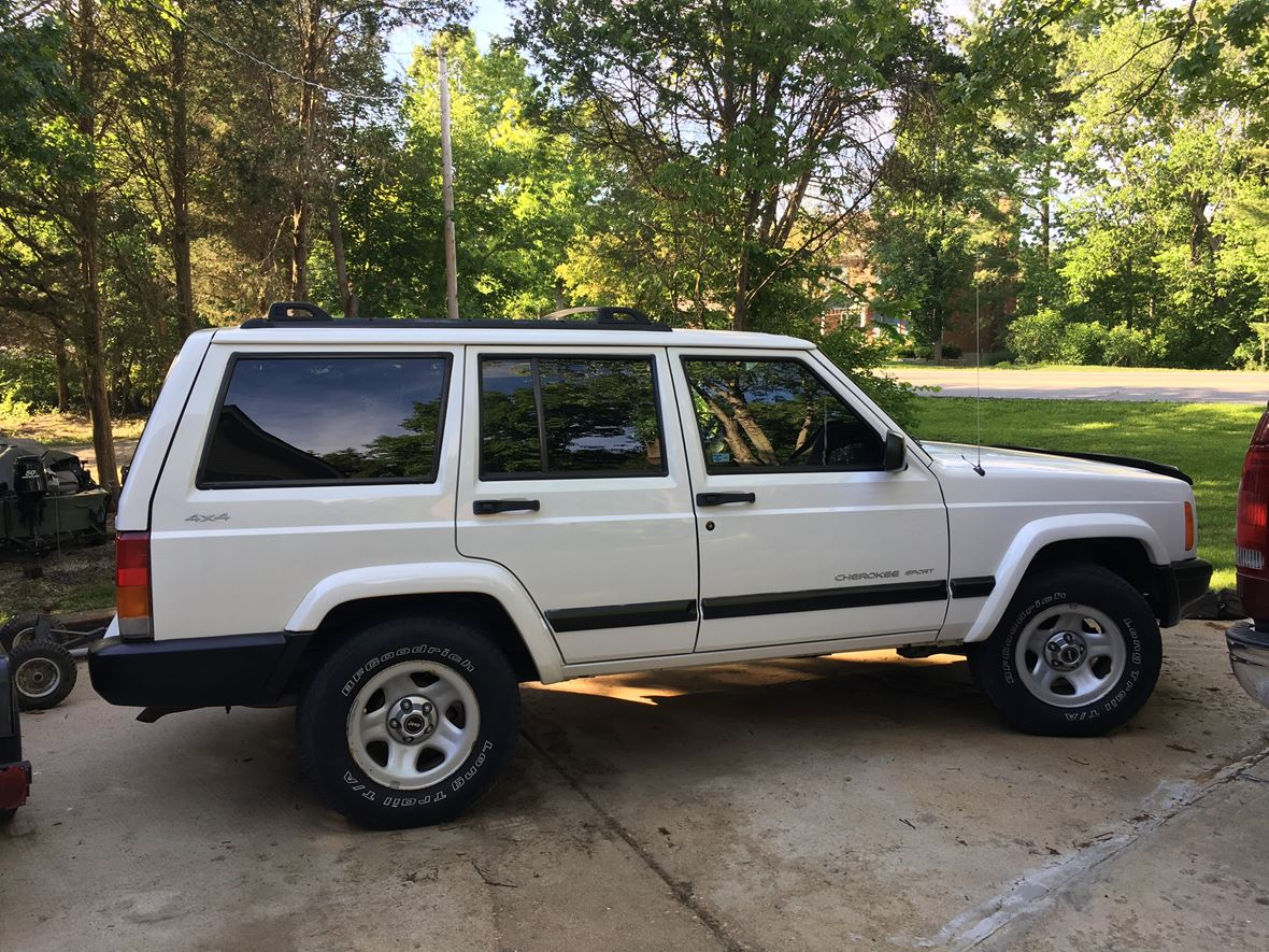 2001 jeep cherokee for sale by owner in festus mo 63028. Black Bedroom Furniture Sets. Home Design Ideas