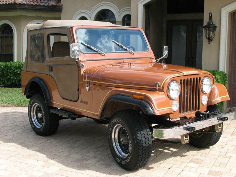 1980 jeep cj 5 classic car denver co 80294. Black Bedroom Furniture Sets. Home Design Ideas