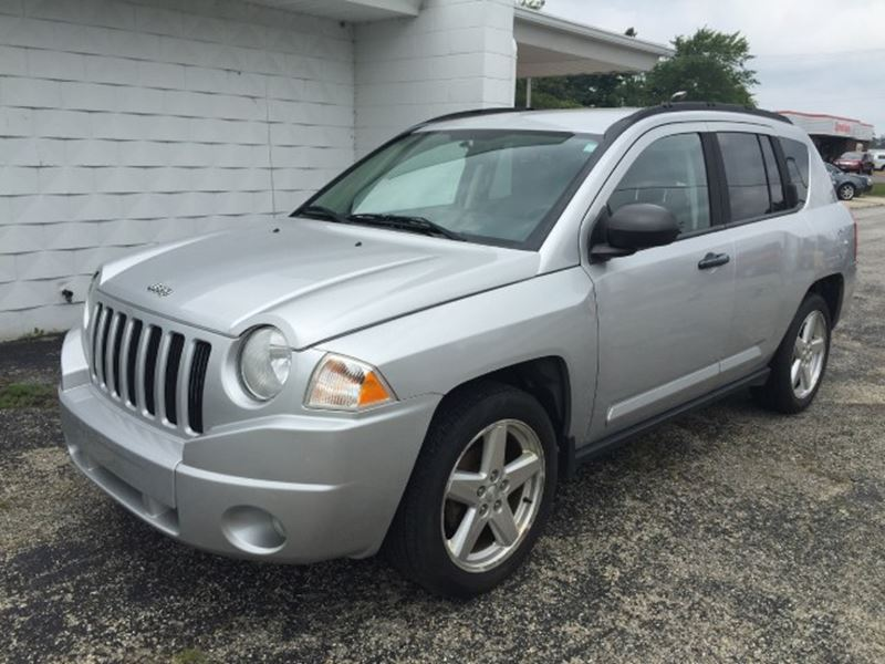 2007 jeep compass for sale by owner in norwood ma 02062. Black Bedroom Furniture Sets. Home Design Ideas