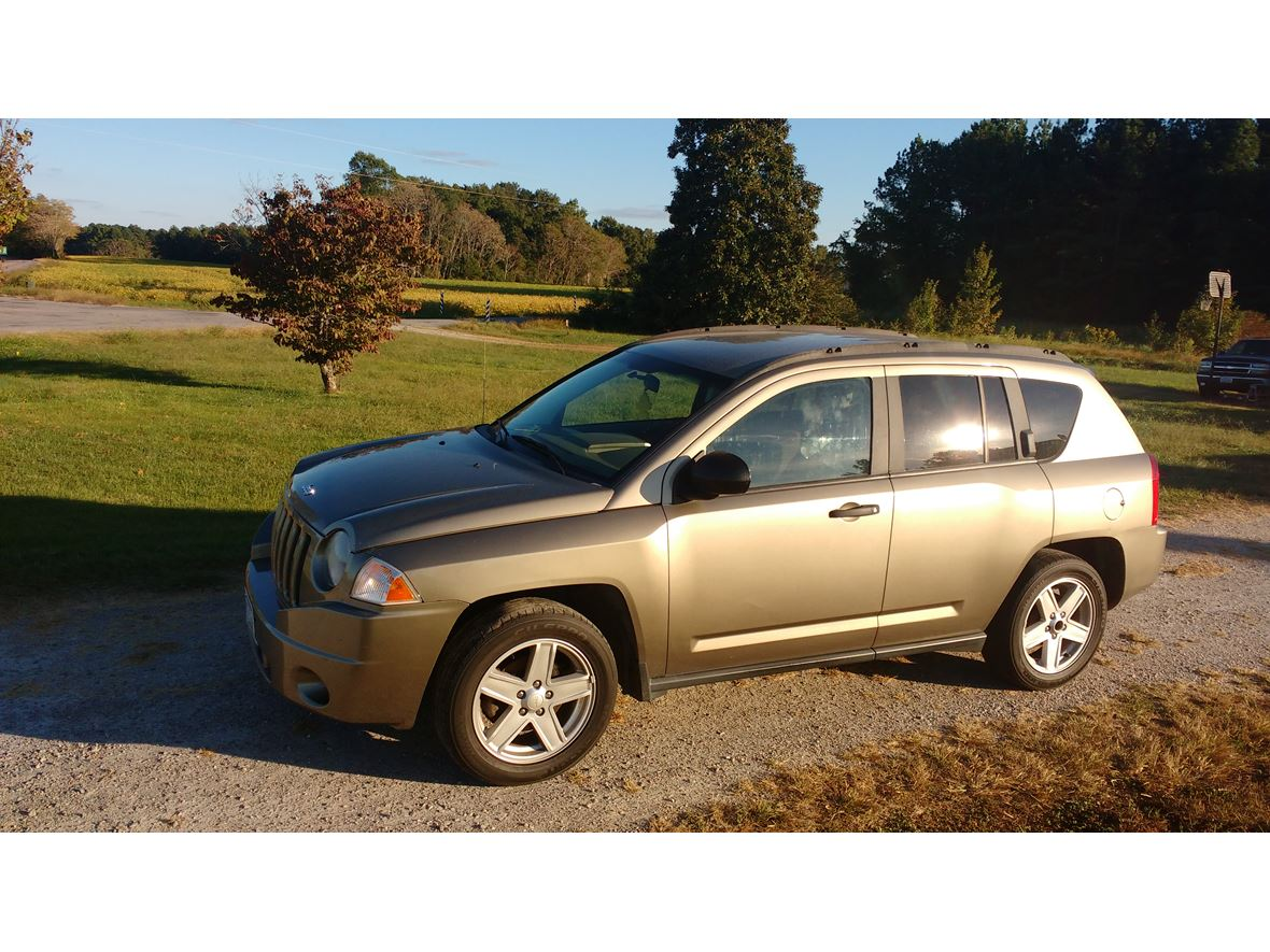 2007 Jeep Compass for sale by owner in Petersburg