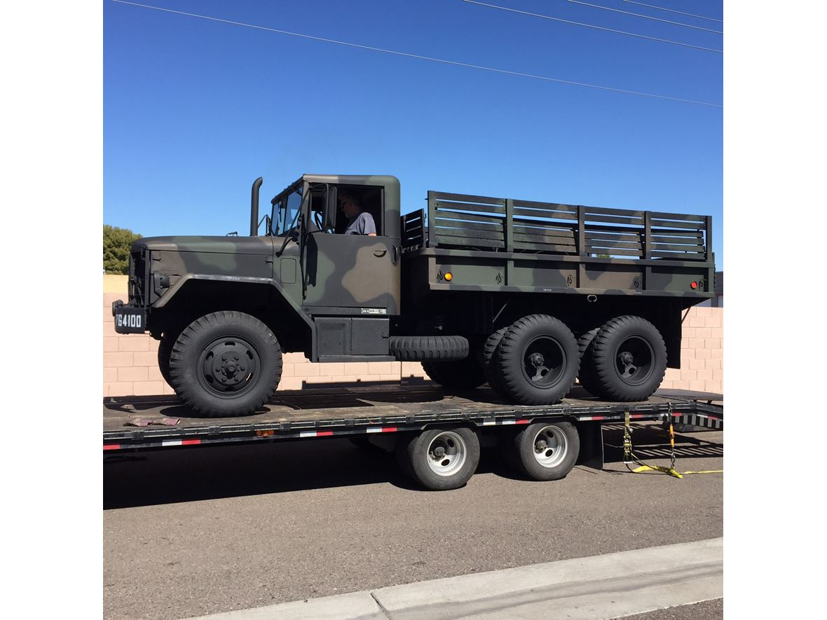 1969 Jeep Deuce and a Half for sale by owner in Phoenix