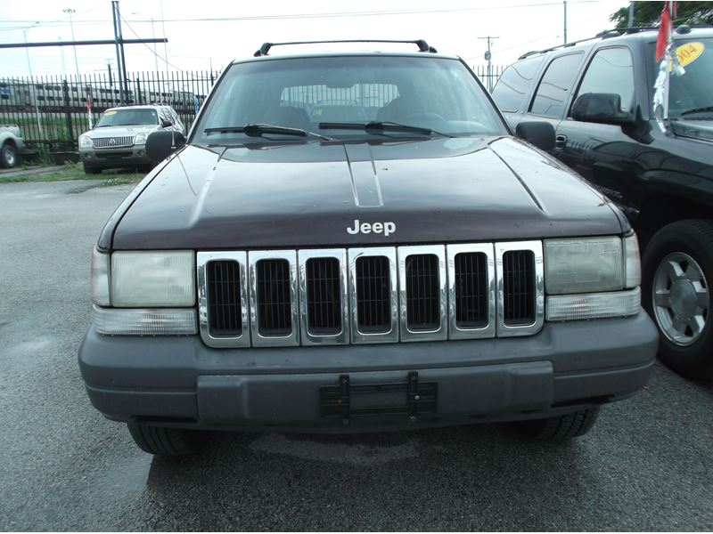 1996 jeep grand cherokee for sale by owner in harvey il 60426. Black Bedroom Furniture Sets. Home Design Ideas