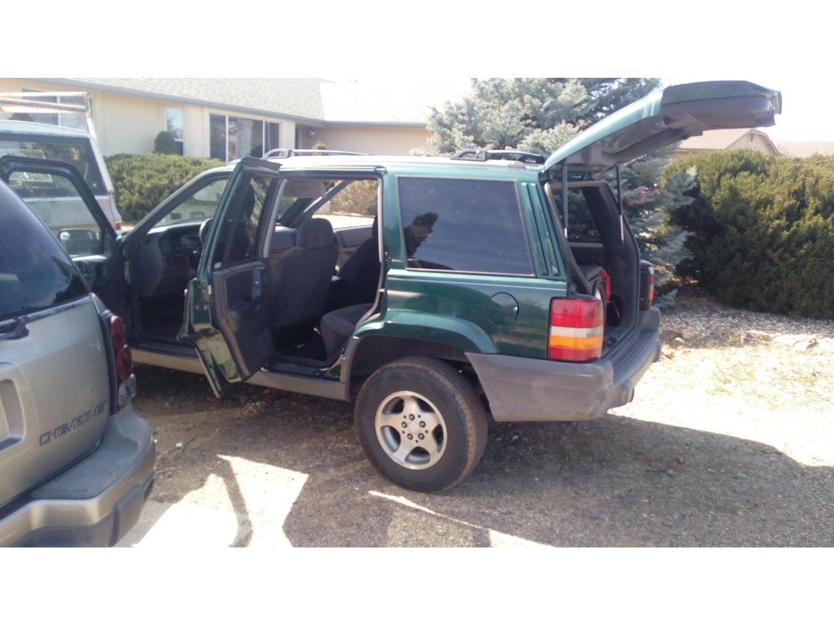 1996 jeep grand cherokee for sale by private owner in prescott valley az 86315. Black Bedroom Furniture Sets. Home Design Ideas