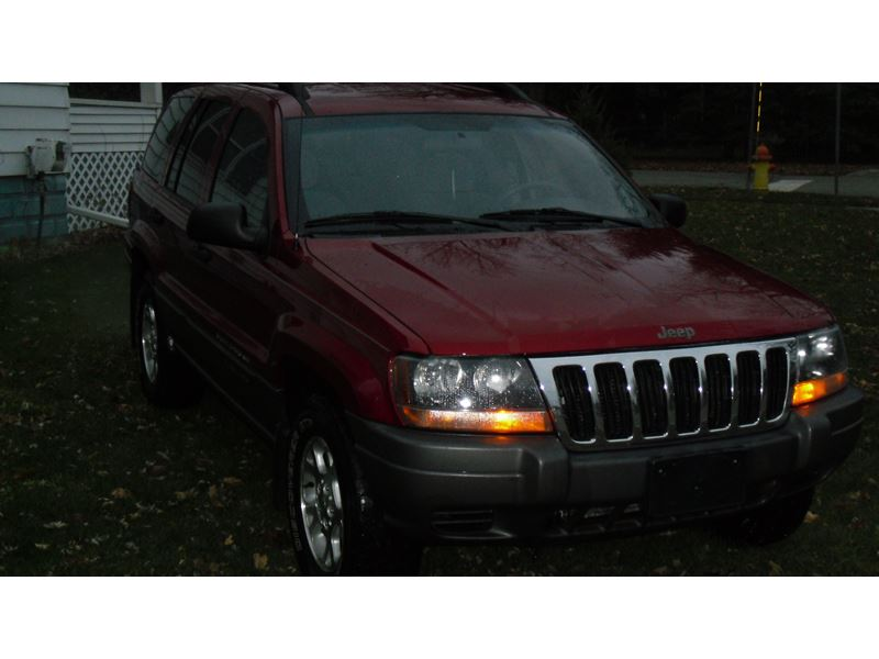 used 2001 jeep grand cherokee for sale by owner in fenton mi 48430. Black Bedroom Furniture Sets. Home Design Ideas