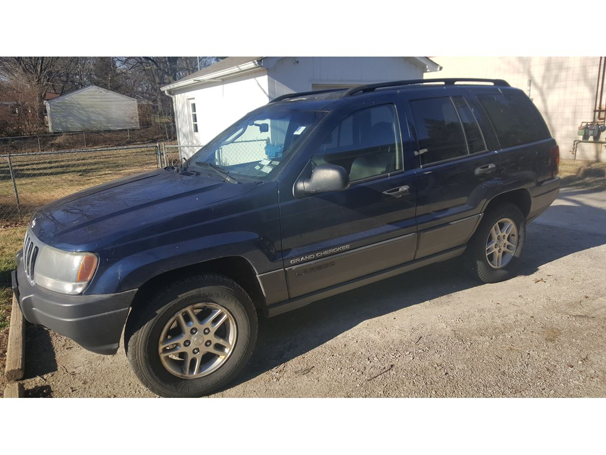 2003 jeep grand cherokee sale by owner in saint charles mo 63303. Black Bedroom Furniture Sets. Home Design Ideas