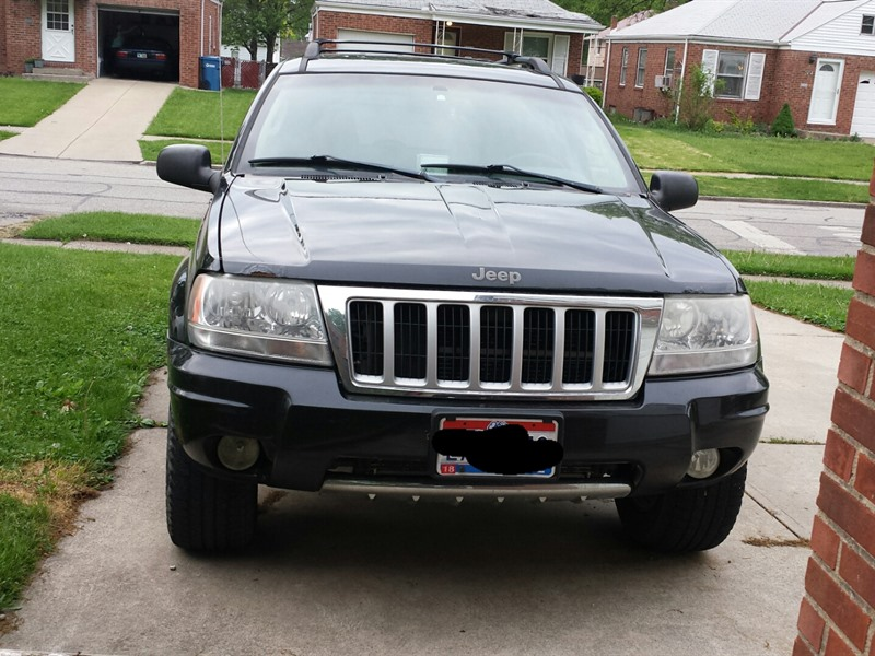 2004 jeep grand cherokee for sale by owner in cleveland. Black Bedroom Furniture Sets. Home Design Ideas