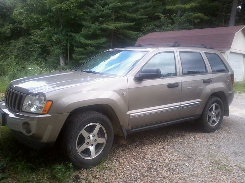 2005 jeep grand cherokee for sale by owner in jerusalem oh 43747. Cars Review. Best American Auto & Cars Review
