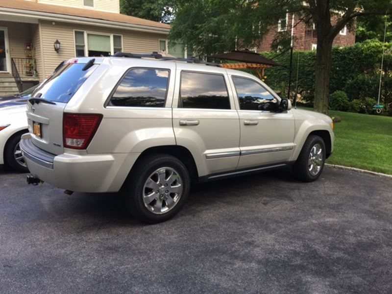 2008 jeep grand cherokee sale by owner in new rochelle ny 10805. Black Bedroom Furniture Sets. Home Design Ideas